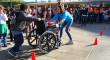 En la piel de las personas con discapacidad por un día
