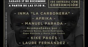 Flamenco Solidario a beneficio de Tierra de Hombres