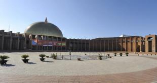 La comida tendrá lugar en el Salón Albaicín del Palacio de Congresos de Sevilla / Jesús Spínola