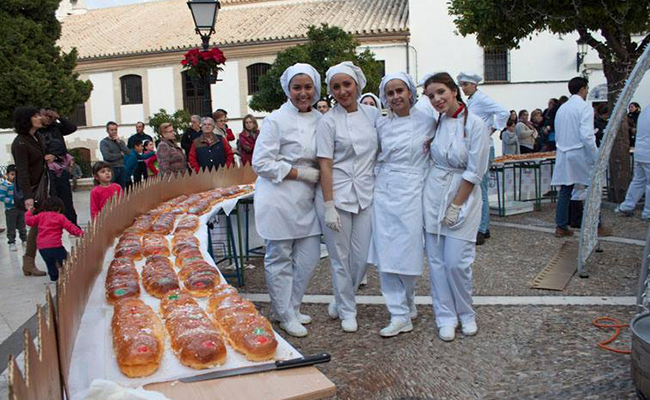 El año pasado se recaudaron más de 2000 € que fueron destinados a Cáritas