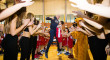 Baloncesto en colegios de Sevilla para fomentar buenos valores