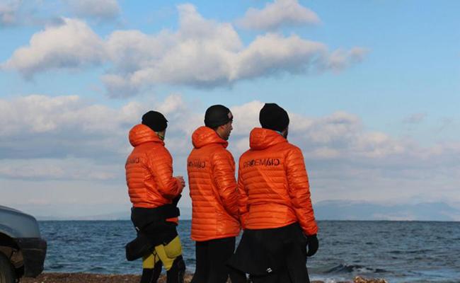Bomberos de Proem-Aid en Lesbos / ABC