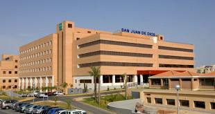 Hospital San Juan de Dios del Aljarafe en Bormujos