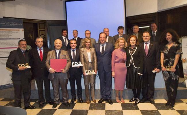 SEVILLA. 26/01/17. Entrega de premios Fundación Odontología Social 2016. FOTOS: ROCIO RUZ. ARCHSEV