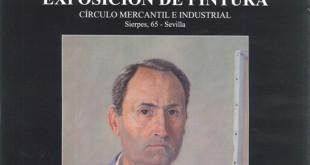 El Círculo Mercantil acoge la inauguración de la exposición de pinturas benéfica de Rafael Ávila