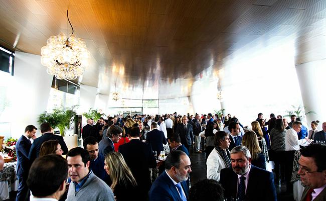 300 asistentes disfrutaron de la Olla de San Antón 2017 en Abades Triana