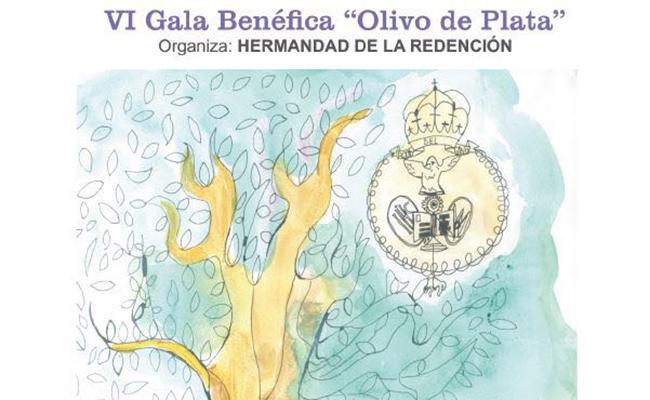 Olivo de Plata de la Hermandad de Redención a beneficio de Autismo Sevilla
