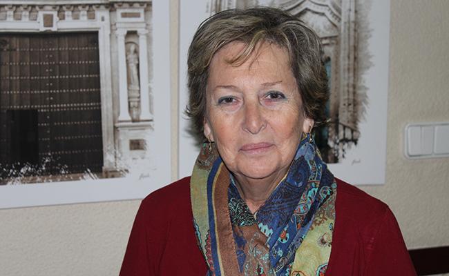 Pepi Pedraza preside en Utrera la asociación de mujeres de Santiago El mayor