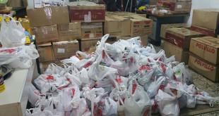 Ayuda para el pueblo saharaui desde Guillena