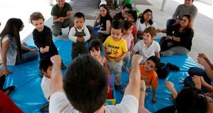 Actividades familiares de casos en riesgo de exclusión social e