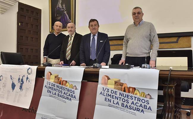 Fernando Fabiani, Juan José Morillas, Joaquín Sainz de la Maza y Fernando Gutiérrez. PEPE ORTEGA