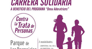 Carrera solidaria contra la Trata de Personas