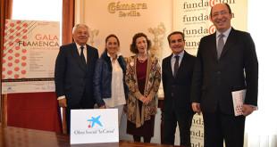 Una gala flamenca benéfica homenajea este viernes a la presidenta de Andex