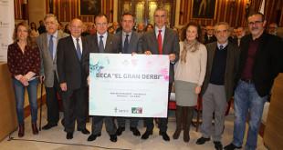 Sevilla y Betis se unen para luchar contra el cáncer con una beca de investigación