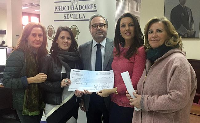 Foto: Facebook Colegio de Procuradores de Sevilla
