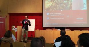 Juan Luis Muñoz Escassi, director gerente de ASA / Foto: Fundación Alalá
