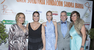 Fundación Sandra Ibarra celebra su IV Gala Sevilla Solidaria