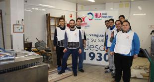 Clínica Santa Isabel ayuda a los comedores sociales de la provincia