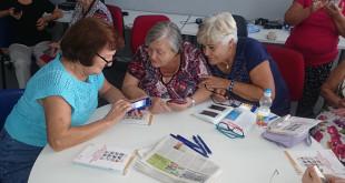 La iniciativa comprende la formación de 1.300 personas mayores  / Foto: Confemac