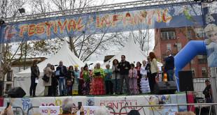Los premios se han entregado durante la jornada de clausura del II Festival infantil / Tetoca Actuar