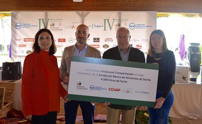 Mercedes Camacho, Álvaro Guillén, Juan Pedro Álvarez y Mª del Mar Díez / N. ORTIZ
