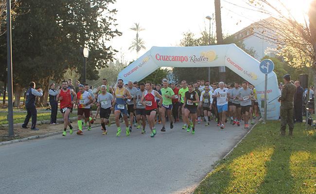 Un total de 451 corredores participaron en la carrera / Foto: El Copero