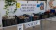 Amplia aceptación del mercadillo solidario de libros de Guillena