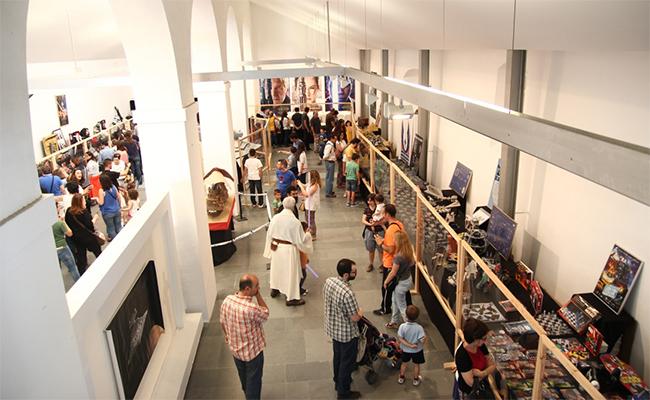 La exposición del año pasado recibió más de 10.000 visitas / HoloRed Estelar