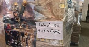 Ayuda para Perú desde la Hermandad de Jesús de Alcalá