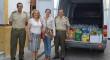 Una cabalgata recorre Utrera para ayudar a las Hermanas de la Cruz