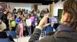 Niños del Polígono Sur estrenan una obra de teatro musical creada y protagonizada por ellos