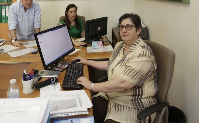 Chiqui Cuadrado, presidenta de Videsur. VANESSA GÓMEZ
