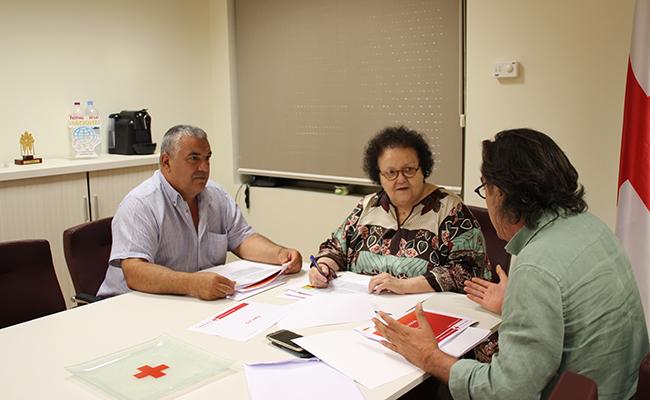 La Caixa, el Fondo Social Europeo y Cruz Roja desarrollan un proyecto para mejorar la empleabilidad en Alcalá