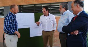 Presentación del proyecto para el nuevo edificio / L.M.