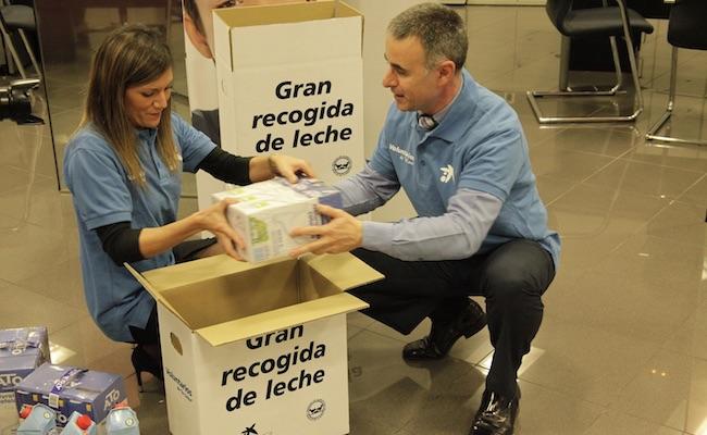 Las 305 oficinas de caixabank de sevilla recoger n leche for La caixa oficinas zaragoza