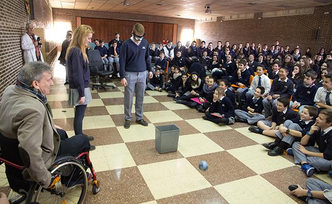 Te Puede Pasar ha llegado ya a más 313.500 alumnos en Sevilla con más de 5.500 conferencias
