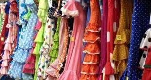 VI Rastrillo solidario de Moda Flamenca