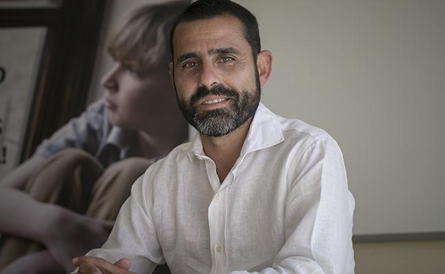 Jaime Fernández-Portillo, director general de Aproni. FOTO: MJ LOPEZ OLMEDO