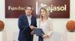 La Fundación Cajasol mejora la calidad de vida de personas con ELA con dos aparatos Irisbond