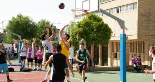 Baloncesto solidario en Utrera