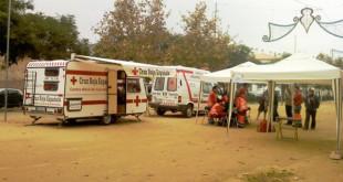 Imagen de archivo de Cruz Roja en Dos Hermanas / ABC