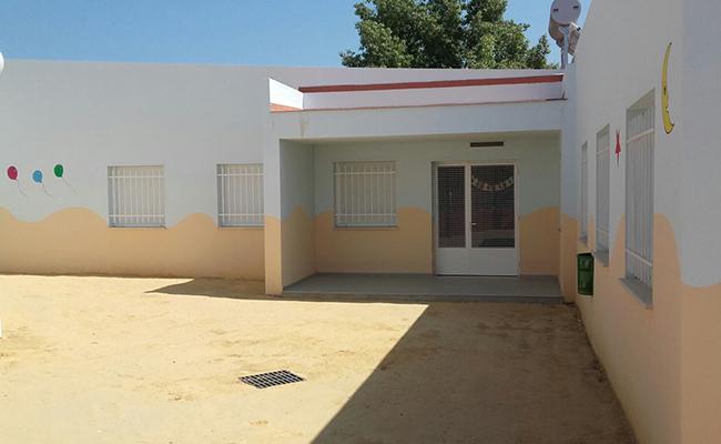 Centro escolar de Guillena / ABC