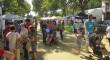 Casi 50 entidades han dado forma a la primera Feria  de las Asociaciones de Carmona