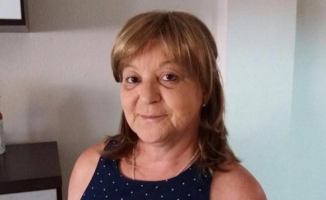 Araceli es una de las beneficiarias de Pulseras Rosas
