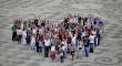 La Plaza de España pone corazón en los cuidados paliativos