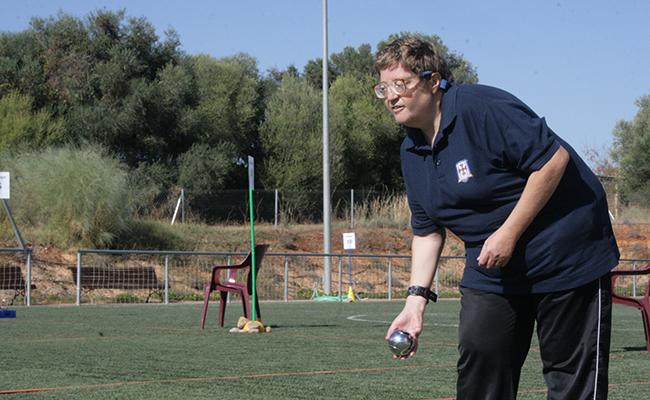 Más de 100 deportistas con discapacidad se dan cita en Dos Hermanas / F.V.
