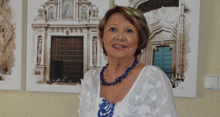 Loli Sánchez es la presidenta de Cruz Roja en Utrera / ABC
