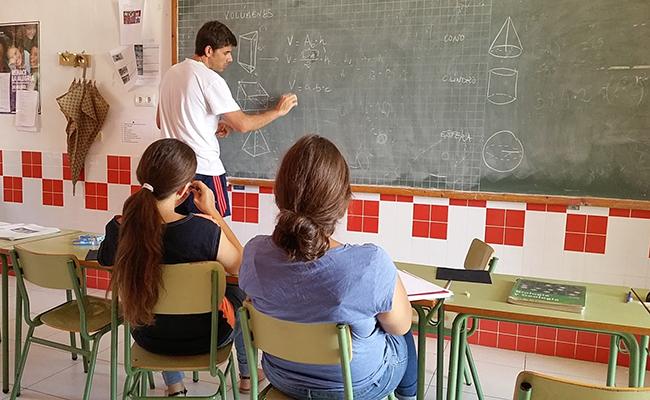 El refuerzo escolar es una de las piedras angulares del proyecto / ABC