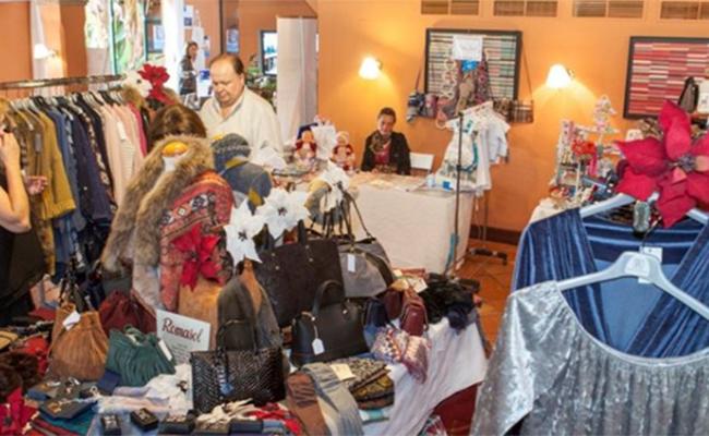 El mercadillo contará con puestos de moda, decoración y productos gourmet