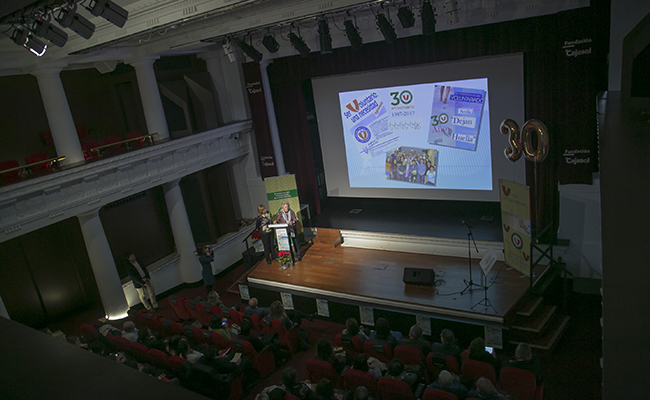 La plataforma del voluntariado de Sevilla celebra sus 30 años de historia FOTO: M J LÓPEZ OLMEDO